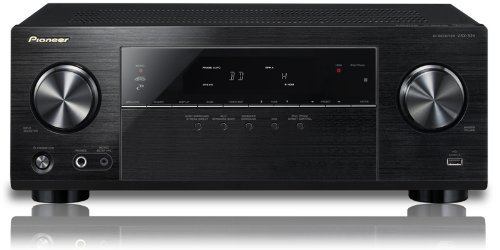 Pioneer VSX-524-K Audio and