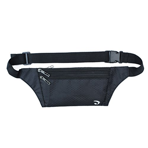 Ultrathin-Waterproof-Casual-Outdoor-Sport-Polyester-Stealth-Small-Running-Travel-Waist-Bag