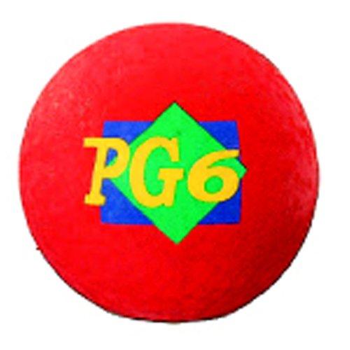dick-martin-sports-maspg6r-jeux-boule-rouge-6-inch-2-plis
