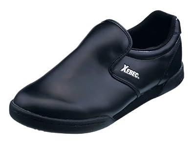 9b8204312ef91 XEBEC コックシューズ 厨房靴 90:ブラック 85661