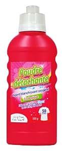 La Maison Ecolomique - Agent Blanchissant pour Le Linge Poudre Détachante - 500 g