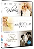Classic Films Triple - Rebecca/Brief Encounter/Mansfield Park [Import anglais]