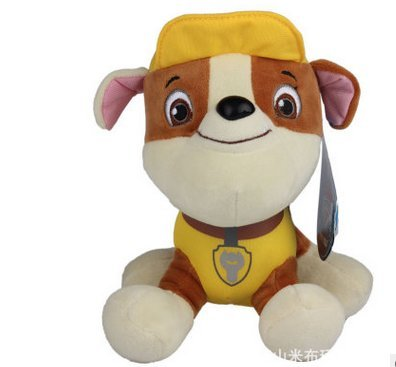 Hot sale Animation paw patrol snow slide Plush Toys doll Small Children Gift 20cm (Paw Patrol Snow Slide compare prices)