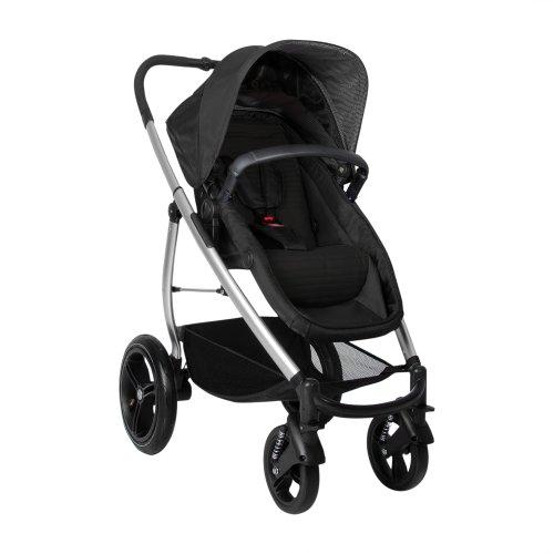 Phil&Teds Smart Lux Stroller, Black