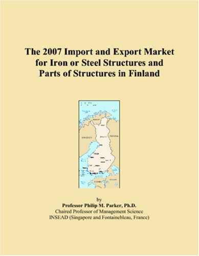 The 2007 Import and Export Market for Iron or Steel Structures and Parts of Structures in Finland