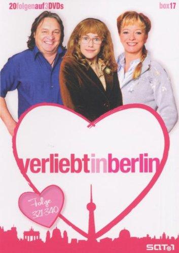 Verliebt in Berlin - Box 17, Folge 321-340 (3 DVDs)