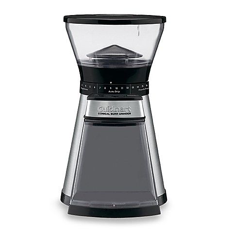 Cuisinart Programmable Conical Burr Mill Model #CBM-18