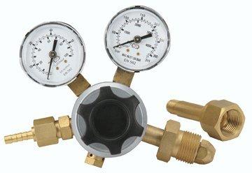 Chicago Electric Welding Systems CO2/Argon Regulator Gauge