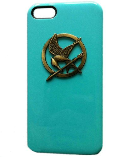 Hunger Games Fashion Punk Style Mobile Phone Protective Skin
