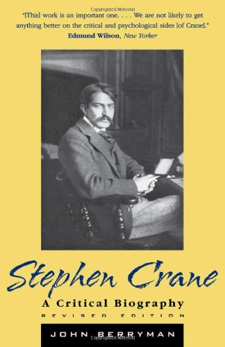 a biography of stephen crane an author Read stephen crane 's biography, works and quotes online for free readcentralcom offers the most comprehensive collection of books and writings by stephen crane.