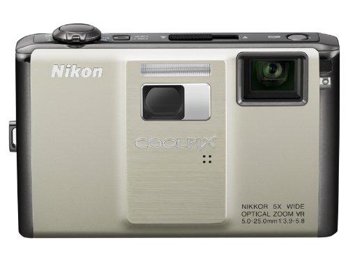 Nikon デジタルカメラ COOLPIX (クールピクス) S1000pj シルバー S1000pjSL