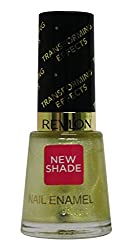 Revlon Transforming Effect Nail Enamel Top Coat, Gold Glaze, 8ml