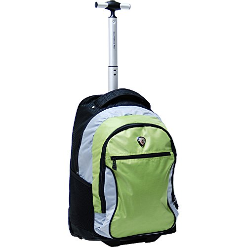 calpak-city-view-wheeled-backpack-olive-green-charcoal-gray-black