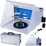 Master Airbrush® Brand Portable Hobby Airbrush Spray Booth for Painting All Art, Cake, Craft, Hobby, Nails, T-shirts & More.