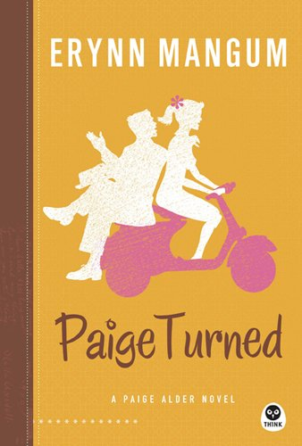 Erynn Mangum - Paige Turned: A Paige Alder Novel: 3