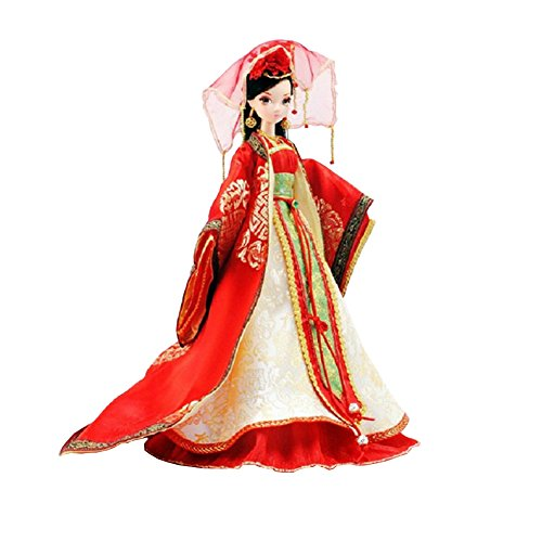 [Chinese Brides]for Dolls Collector & The Fairy Tale Collection --Chinese Doll