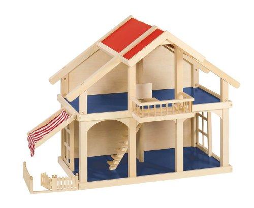 Goki 51893 - Puppenhaus mit Veranda