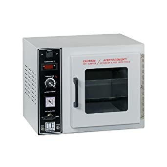 Thermo Scientific ELED 3618-6CE Vacuum Oven with Hydraulic Thermostat Controller, 240V/60Hz, 65.1L/2.3-Cubic Foot Capacity, +10 to 220 Degree C, CE Certified