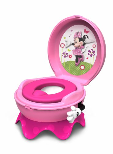 The First Years 3-In-1 Potty System, Minnie Mouse