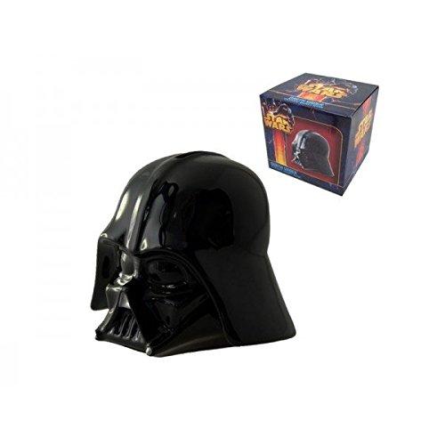 Star Wars Mug - Stormtrooper Helmet 3D Ceramic Coffee and Drink Mug with Removable Lid - 20-oz
