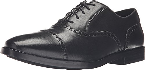 Cole Haan Men's Hamilton Grand Cap Toe Oxford Black 13 M (Cole Haan Black Cap Toe compare prices)