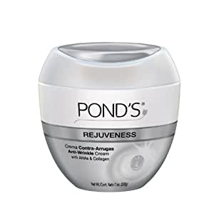 Draw? ponds facial products you tell