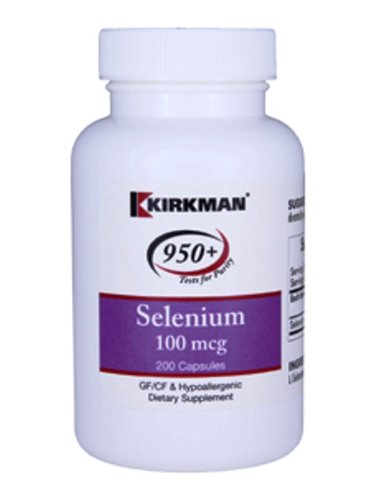 Selenium 100 mcg 200 caps