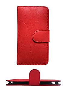 Fastway Rich Leather Pouch Case Cover For Samsung Galaxy C7