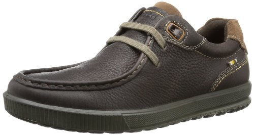Ecco Mens Bradley Coffee Quarry Lace-Ups Brown Braun (COFFEE) Size: 45