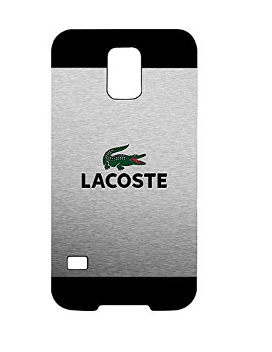 Lacoste Samsung Galaxy S5 I9600 Cover Rigida Caso Cases For Girls Colorful Brand Logo Cell Phone Back Shell Cover PpnnOlalab