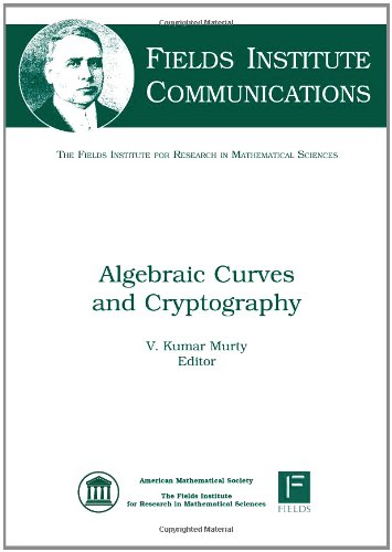 Algebraic Curves and Cryptography (Fields Institute Communications)