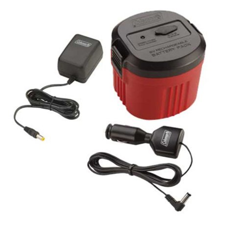 Coleman CPX6 Battery Rechargeable Battery Pack (Coleman Cpx 6 Charger compare prices)