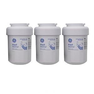 Amazon Com Ge Smartwater Mwf Refrigerator Water Filter 3