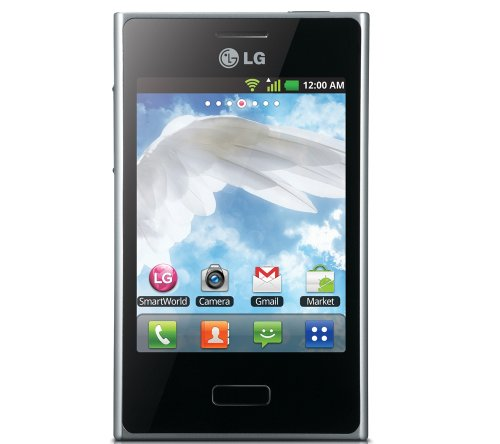 Straight Talk LG Optimus Review