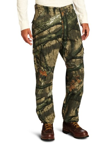 Russell Outdoors Men's Explorer Midweight Cargo Pant, Treestand, Large