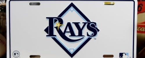 MLB Tampa Bay Rays の看板