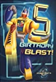 5th Birthday - Boy, Birthday Greetings Card