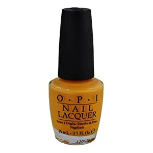 OPI B66 the It Color - Nail Polish / Lacquer Yellow