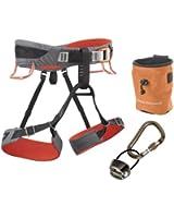Black Diamond Momentum SA Climbing Harness Package - Men's (2011)