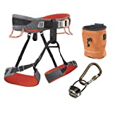 Black Diamond Momentum SA Climbing Harness Package - Men's (2011)