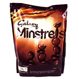 Minstrels Large Bag 130g Pack of 3