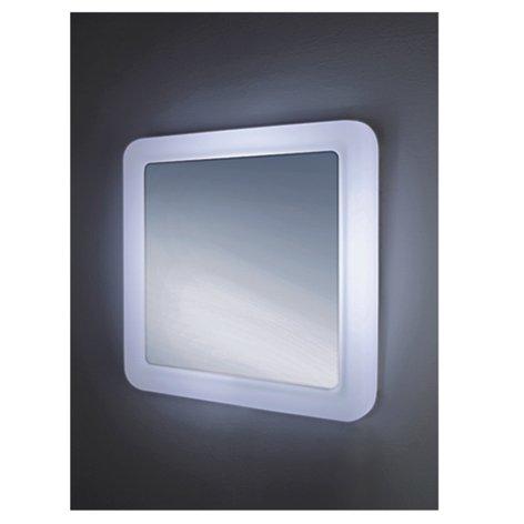 Badspiegel BELEUCHTET Wandspiegel BELEUCHTUNG Spiegel LICHT Badwandspiegel aus Kristall YJ-1345