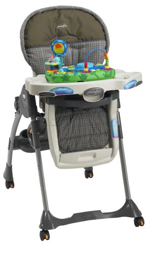 Evenflo Majestic Discovery High Chair - Buy Evenflo Majestic Discovery High Chair - Purchase Evenflo Majestic Discovery High Chair (Baby Products, Categories, Feeding, Highchairs & Booster Seats, Highchairs)