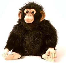 Hansa Junior Chimp Plush Animal Toy 9quot