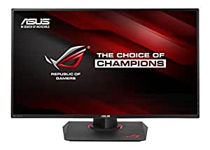 ASUS ROG Swift PG279Q - 27 inch Gaming LED Monitor 2K WQHD , IPS panle overclockable 165Hz, with HDMI & Display Port