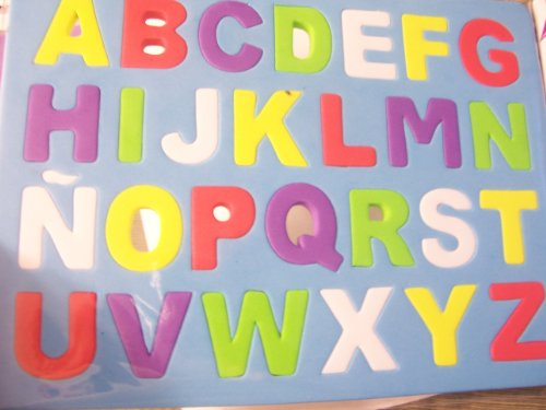Kingsbridge Foam Puzzle ~ Alphabet (Uppercase)