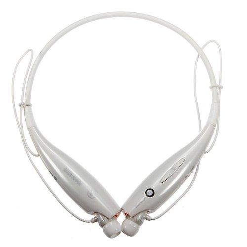 Hv-800 Wireless Bluetooth Music Stereo Universal Headset Headphone (White)