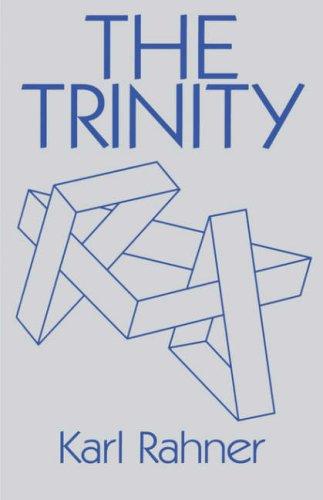 The Trinity, KARL RAHNER