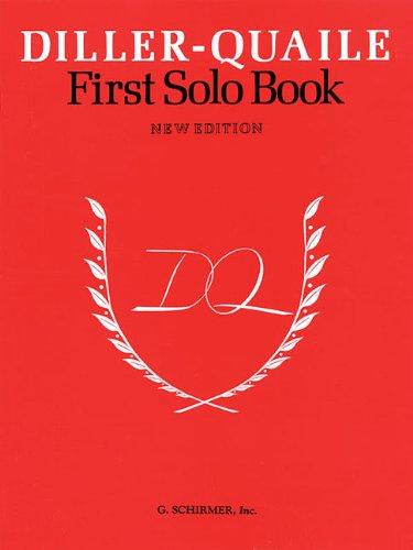 1st Solo Book for Piano: Piano Solo