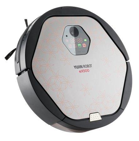 Yujin Robot YCR-M05-A1 (eX500) Robotic Vacuum Cleaner